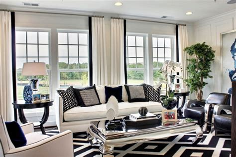black and white living rooms black and white living room decoration