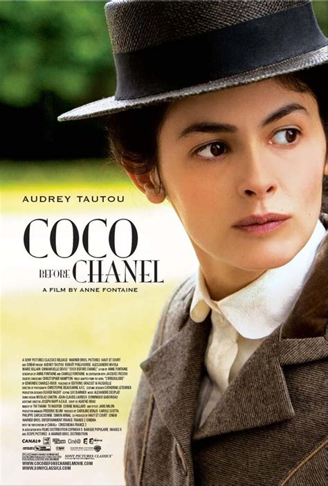 Coco Chanel Biography Film | 9 movie clips from coco before chanel starring audrey