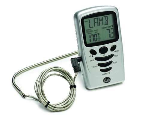 backyard grill digital meat thermometer bradley digital thermometer btdigthermo