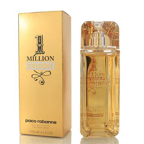 Parfum Paco Rabanne 1 Million fragrance paco rabanne 1 million cologne edts 125ml cave shepherd