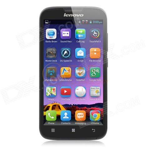 Touchscreen Lenovo A560 1 lenovo a560 android 4 3 wcdma bar phone w 5 0 quot screen wi fi and gps black free