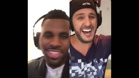 luke bryan duet jason derulo and luke bryan s virtual duet cnn