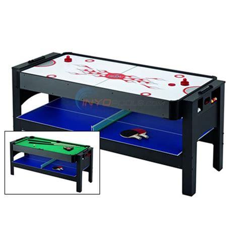 Harvil Air Hockey Table by Harvil 3 In 1 Air Hockey Billiards Table Tennis 6