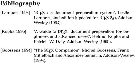 Creating A Bibliography by 5 6 Creating A Bibliography