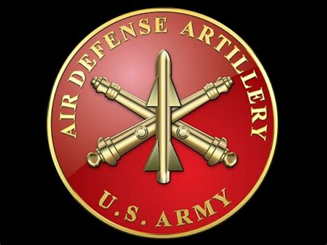 army air defense artillery officer youtube