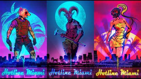 imagenes de hotline miami jacket hotline miami wallpapers 77 images