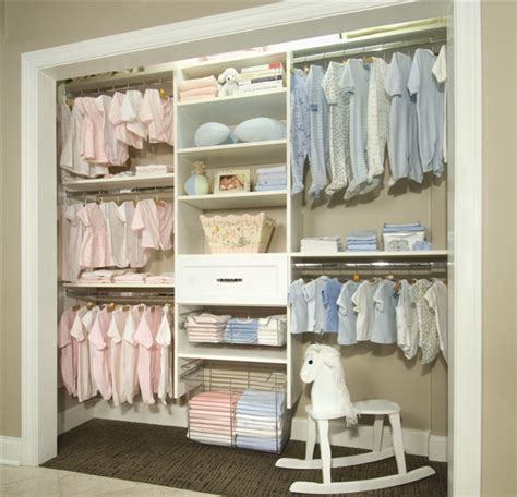 Wardrobe For Baby by Tricks That Help Keeping Clothes In Order