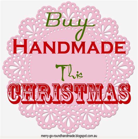 Buy Handmade - merry go handmade