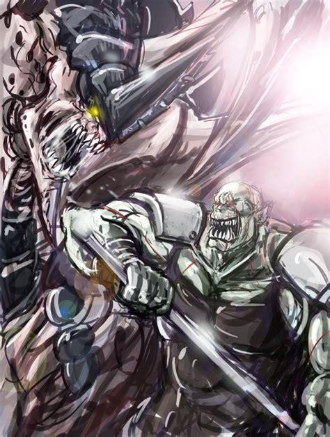 Anime 40k by Warhammer 40k Da Gud Fightin By Frost7 On Deviantart