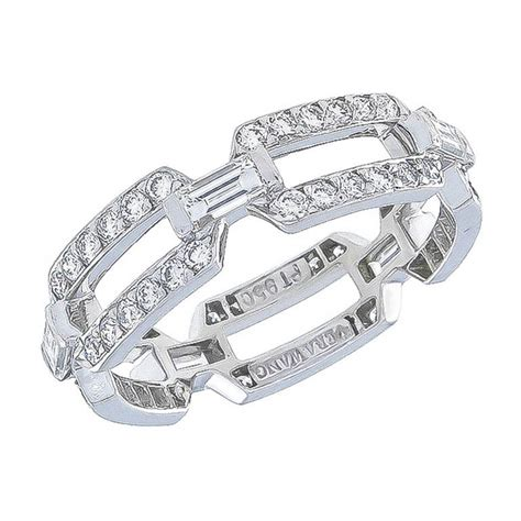 Wedding Bands Vera Wang by Vera Wang Wedding Band At 1stdibs