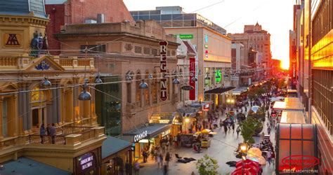 rundle mall catenary lighting ronstan tensile architecture