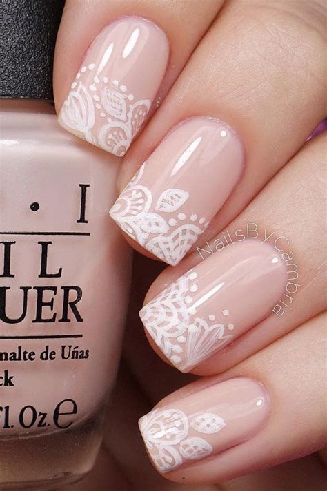 nail polish after 40 40 nude color nail art ideas white polish and nude nails