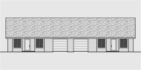 single story duplex house plans one story duplex house plans 2 bedroom duplex plans duplex plan