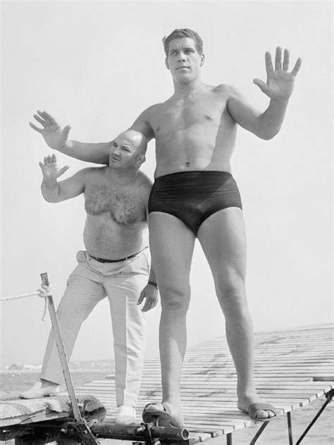 'Andre The Giant' Documentary Reveals The Unseen Side Of