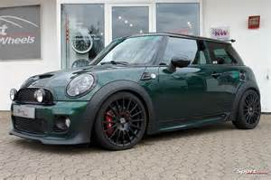 Mini Cooper 18 Wheels Superturismo Gt 18 Quot On Mini Cooper Jcw Ozracing