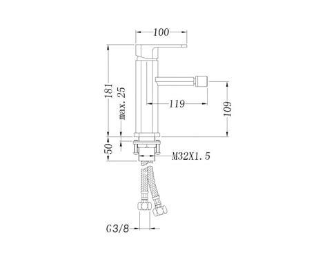 bidet zeichnung bernstein komplettset wand h 228 nge wc ch101 bidet bh101
