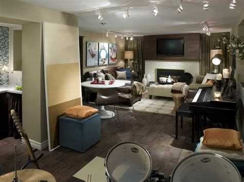 basement room basement media rooms pictures options tips ideas hgtv