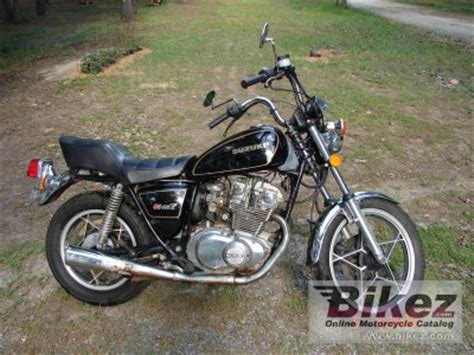 1981 Suzuki Gs450l 1981 Suzuki Gs 450 L Specifications And Pictures