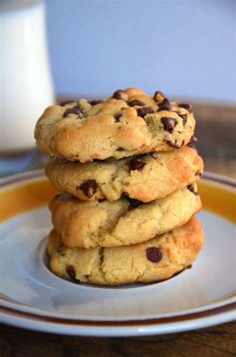 Additional Topping Choco Chips Classic Chocolate Chip Cookies Thick Chewy And