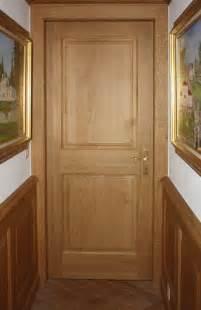 porte chambre en bois moderne chaios