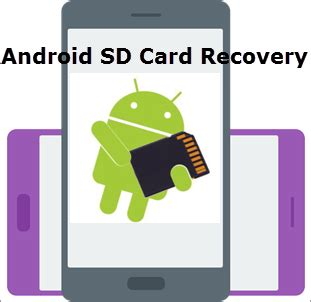 sd card recovery for android android data recovery march 2017
