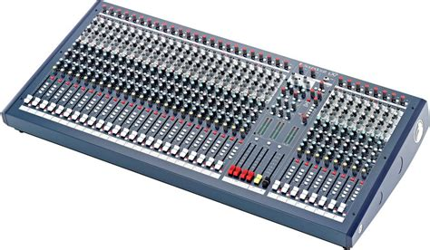 Mixer Soundcraft Spirit Lx7 24 Cnl soundcraft lx 7 ii 32 thomann