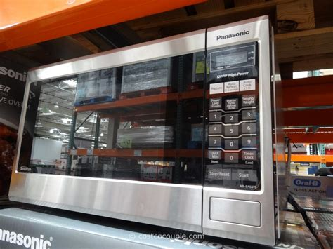 Oven Panasonic microwaves costco bestmicrowave