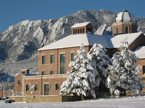 Cu Boulder Leeds Mba by Boulder Snow Cu Real Estate Center
