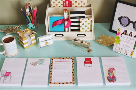 how to decorate office stuffers for the student working 183 haute the rack