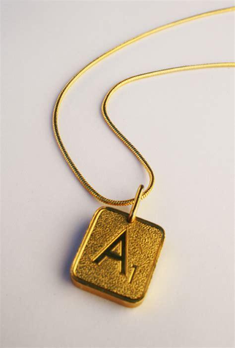 scrabble necklace gold plated scrabble necklace 163 45 shizzle