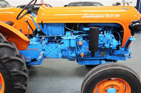 lamborghini tractor models used 1961 lamborghini other models for sale in hshire
