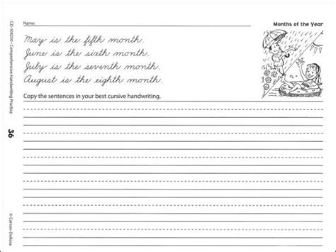 free printable handwriting worksheets with sentences comprehensive handwriting practice traditional cursive