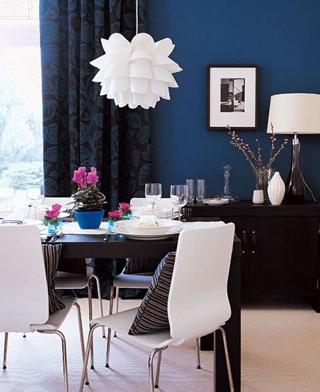 best dark blue paint for dining room top paint picks for navy blue walls jenna burger