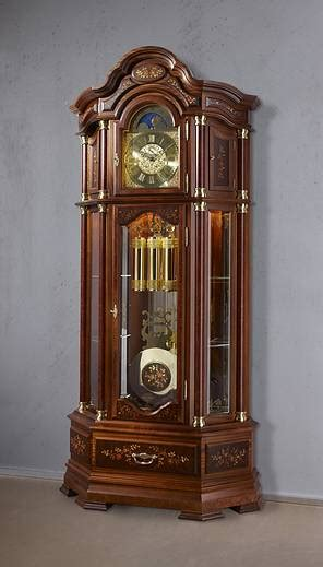 standuhr kieninger lepper clocks are made in germany