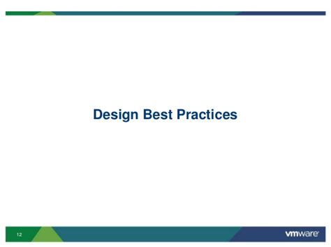 typography best practices vmworld 2013 vsphere distributed switch design and best practices