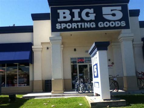 big 5 sporting goods 24 reviews sporting goods 2503