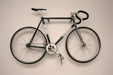 porta bici da parete porta biciclette minimal da parete standstill