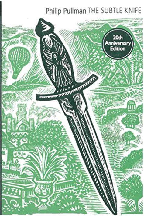 libro the subtle knife his his dark materials philip pullman scholastic francais 1024