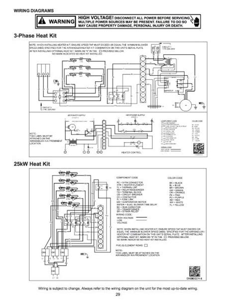 th6220d wiring diagram for goodman heat 28 images