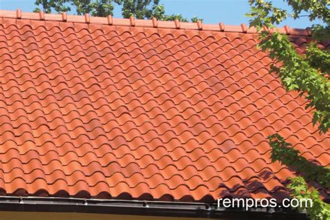 Cement Tile Roof Roof Tile Concrete Roof Tiles