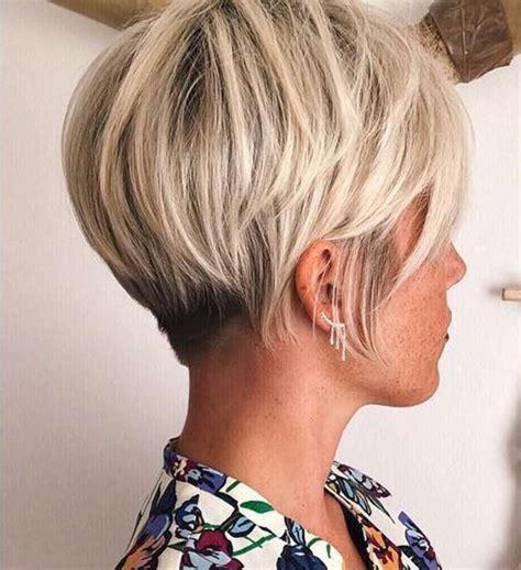 haircuts 2018 short short hairstyle 2018 4 fashion and women