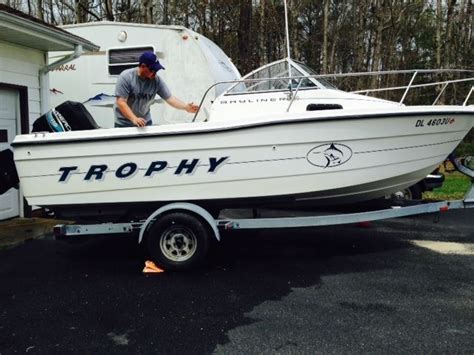 bluewater boats for sale by owner bayliner trophy 18 ft 1999 mercury bluewater one owner