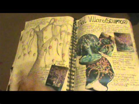 Artwork Book pics for gt in artwork gcse