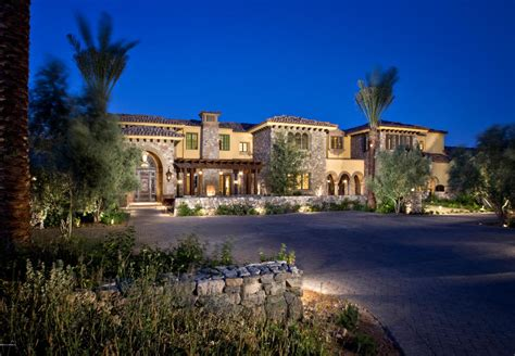 25 000 000 7br 12ba home for sale in mummy mountain estates paradise valley