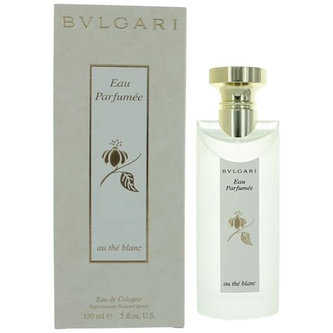 White Cologne Spray 3 5 Oz eau parfumee au the blanc white by bvlgari 5 oz eau de