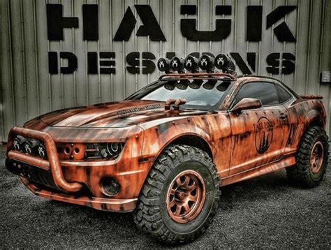 hauk camaro killer 2010 camaro road machine quot bootlegger quot cars