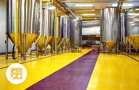 Flowcrete Australia explains what makes the best brewery floor