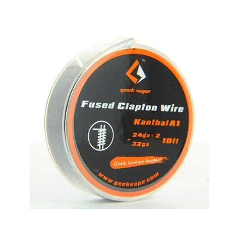 Premium Clapton Kanthal A1 24 32 Ga High Quality Rohs kanthal a1 fused clapton wire 24gax2 32ga 3m vape