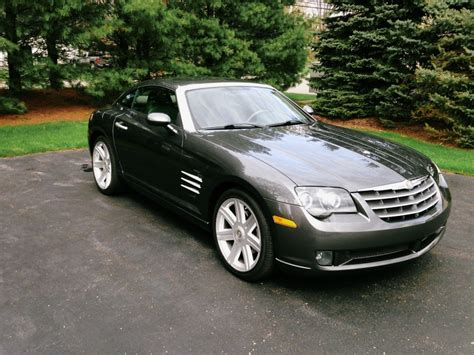 2005 Chrysler Crossfire For Sale by 2005 Chrysler Crossfire For Sale