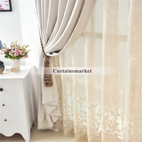 Simple Modern Curtains Inspiration Simple And Modern Office Curtains For Living Room
